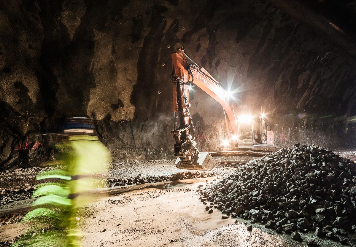 Marthinsen & Duvholt AS - tunnelarbeider
